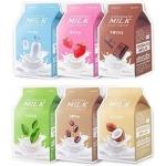 Тканевая маска для лица A'pieu Chocolate Milk One-Pack