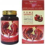 Антиоксидантная сыворотка Farmstay Pomegranate All-In One Ampoule