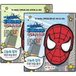 Гидрогелевая маска для лица Baviphat Dr.119 The Amazing Spiderman Aqua Gel Mask