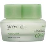 Крем для лица с экстрактом зеленого чая It's Skin Green Tea Watery Cream