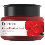 Очищающий бальзам для демакияжа Deoproce Camellia Floral Touch Cleancing Balm