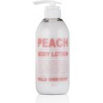 Лосьон для тела с экстрактом персика и коллагеном Hello Everybody Peach Body Lotion