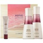 Набор для антивозрастного ухода с красным планктоном The Saem Mervie Hydra Skin Care 2 Set
