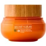 Осветляющий и увлажняющий крем с экстрактом мандарина и меда Secret Nature Mandarine Honey Whitening Moisturizing Cream