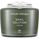 Крем с улиточным муцином Nature Republic Snail Solution Cream