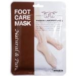 Маска для ног Anskin Natural Pure Foot Care Mask