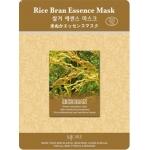 Маска с рисовыми отрубями Mijin Cosmetics Rice Bran Essence Mask