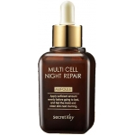 Восстанавливающая сыворотка Secret Key Multi Cell Night Repair Ampoule
