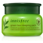 Ночная маска Innisfree Green Tea Sleeping Pack
