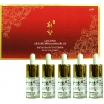 Набор осветляющих сывороток Deoproce Whee Hyang Whitening Ampoule Set