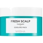 Освежающая маска для жирных волос Missha Fresh Scalp Therapy Cooling Pack