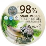 Универсальный гель с улиточным муцином 3W Clinic Snail Mucus Soothing Gel