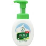 Антибактериальная пенка для умывания против акне Mentholatum Acnes Medicated Foaming Face Wash