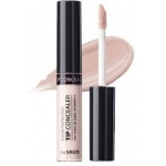Маскирующий консилер The Saem Cover Perfection Tip Concealer Brightener