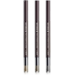 Пудровый карандаш для бровей The Saem Eco Soul Pencil & Powder Dual Brow