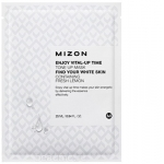 Тканевая осветляющая маска Mizon Enjoy Vital Up Time Tone Up Mask