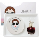 Набор: кушон + тинт для свежести Baviphat Urban City UV Contact Fresh Cushion