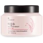 Рисовый крем для очищения лица The Face Shop Rice Water Bright Cleansing Cream