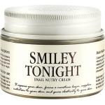 Питательный крем с экстрактом слизи улитки Graymelin Smiley Tonight Snail Nutry Cream