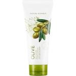 Пенка для умывания с экстрактом оливы Nature Republic Real Nature Olive Foam Cleanser