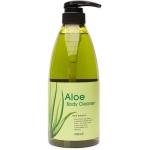 Увлажняющий гель для душа с алоэ Welcos Kwailnara Aloe Body Cleanser