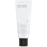 Осветляющий крем для рук с молочными протеинами A'Pieu Milkening Hand Cream SPF15
