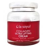 Дневной крем для лица с коллагеном La Soyul Collagen Ultra Lifting Cream