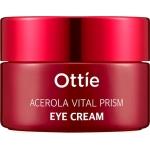 Крем для области вокруг глаз с экстрактом ацеролы Ottie Acerola Vital Prism Eye Cream