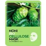 Тканевая маска из биоцеллюлозы с экстрактом нони G9Skin Noni Bio Cellulose Mask