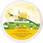 Питательный крем с золотом и муцином улитки Deoproce Natural Skin Gold Snail Nourishing Cream