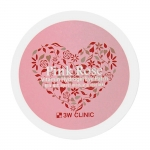 Патчи для век 3W Clinic Pink Rose Vitamin Hydrogel Eye Patch