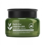 Увлажняющий крем FarmStay Green Tea Seed Moisture Cream