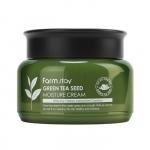 Увлажняющий крем FarmStay Green Tea Seed Moisture Cream