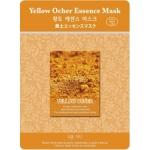 Маска с желтой охрой Mijin Cosmetics Yellow Ocher Essence Mask