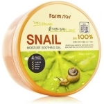 Гель для лица и тела FarmStay Moisture Soothing Gel Snail