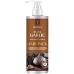 Тонизирующая маска для волос Deoproce Black Garlic Intensive Energy Hair Pack