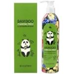 Пенка для умывания с бамбуковым углём SeaNtree Bamboo Charcoal Fresh Cleansing Foam
