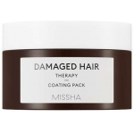 Восстанавливающая маска для повреждённых волос Missha Damaged Hair Therapy Coating Pack