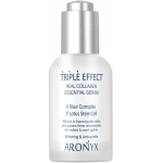 Антивозрастная сыворотка с пептидами и коллагеном Medi Flower Aronyx Triple Effect Real Collagen Serum