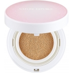 Тональный кушон с маслом арганы Nature Republic Nature Origin Aura Tight-up Cushion SPF50+ PA+++