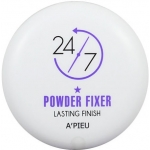 Бесцветная закрепляющая пудра A'Pieu 24/7 Powder Fixer