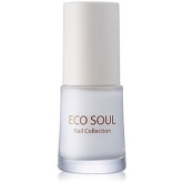 База для лака с глиттером The Saem Eco Soul Nail Collection Peel Off Base