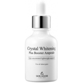 Сыворотка осветляющего действия The Skin House Crystal Whitening Plus Ampoule