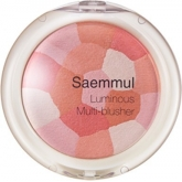 Мозаичные румяна The Saem Saemmul Luminous Multi Blusher