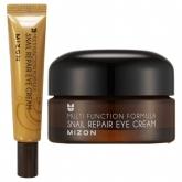 Крем для глаз с улиточной слизью Mizon Snail Repair Eye Cream