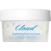 Осветляющий крем для лица Guerisson Cloud 9 Brightening Snow Ice Cream