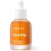 Масло для лица с экстрактом шиповника Aromatica Organic Rose Hip Oil
