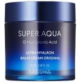 Крем-бальзам для лица Missha Super Aqua Ultra Hyalron Balm Cream Original