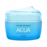 Крем-гель увлажняющий Nature Republic Super Aqua Max Fresh Watery Cream
