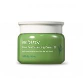 Крем для лица Innisfree Green Tea Balancing Cream